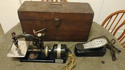 Willcox & Gibbs Sewing Machine Antique Pre 1930