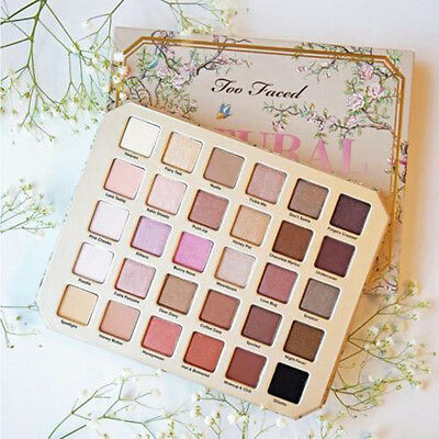Eye shadow 30Color Too faced NATURAL LOVE Eyeshadow Ultimate Palette Collection
