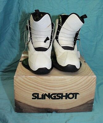 Slingshot RAD Wakeboard Boots Bindings