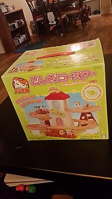 Hamtaro playset slide playground with all  attachments and accessories