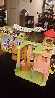 Hamtaro House Japan, Clubhouse with all pieces