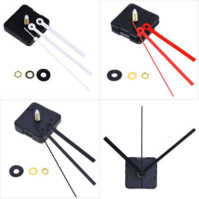 Silent Quartz DIY Wall Clock Movement Hands Mechanism Repair Part Tool Kit