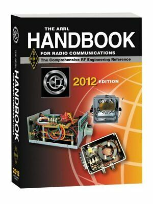 ARRL Handbook for Radio Communications 2012 softcover Paperback