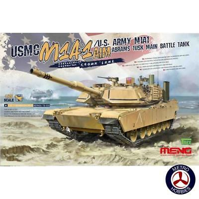 Meng 1/35 M1A1 Abrams AIMS MEN-TS-032 Brand New