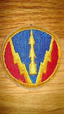 """Vintage""""AMERICAN MILITARY""""Branch,Heraldic,Coat of Arms Etc.Patch"""