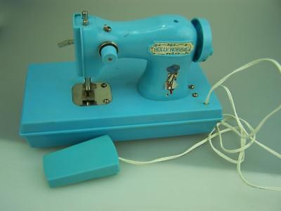 Holly Hobbie 1970's child's battery operated sewing machine