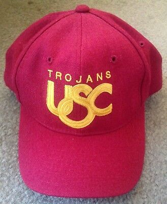 374e52664f1bba VINTAGE NCAA USC Trojans Sports Specialties Snapback Hat So cal ...