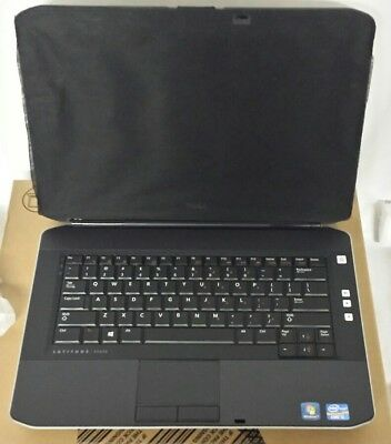 NEW DELL Latitude E5430 Laptop Intel i5-3320, 4GB RAM, Win7 Pro HDMI DVD