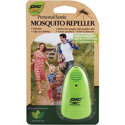 *** Pic Pmr Personal Sonic Mosquito Repeller ***