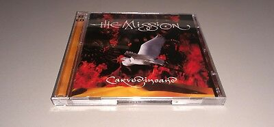 The Mission - Carved in Sand (2008) 2CD. Remastered.