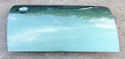 Genuine MINI O/S Drivers Side Door (British Racing Green) for R56 R55 R57 R58 #7