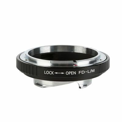 K&F Concept adapter for Canon FD Mount Lens to Leica M LM Mount M3 M4 M5 M7 M8