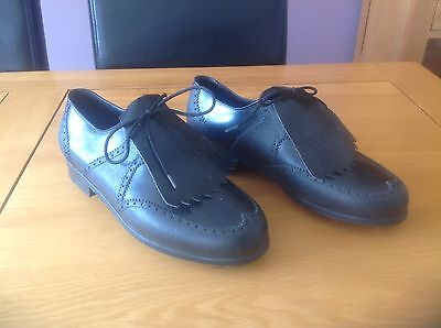 Ladies Winter Rubber Golf Shoes Size 6