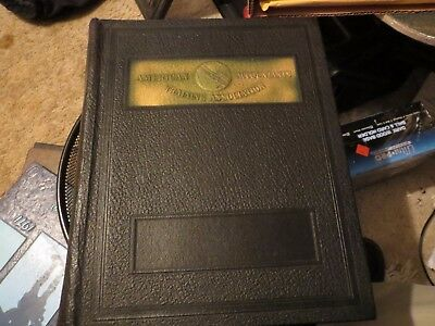 1953 American Accountants Training Association Book, Accounting Practice Vintage