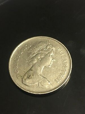 1976 great britain new pence 10