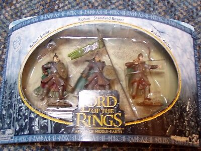 """Lotr Armies Of Middle Earth """"men Of The Rohan Army"""" By Playalong"""