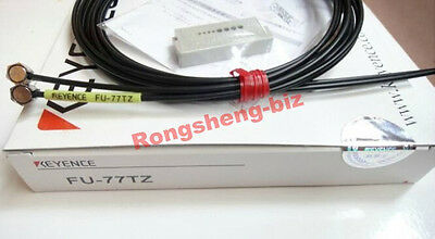 1pc New Keyence Fiber Optic Sensor FU-77TZ FU77TZ