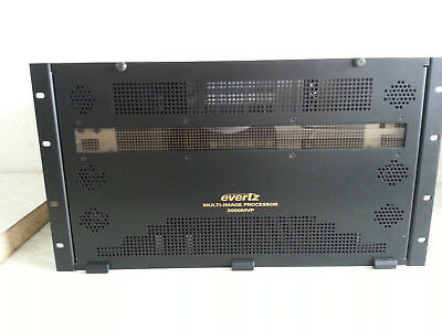 Evertz Multi Image Processor Modul MVP3000 Multiviewer Display Monitoring System