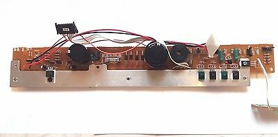 P63 BROTHER KNITTING MACHINE KH950I KH_950i MAIN POWER CIRCUIT BOARD ASSEMBLY