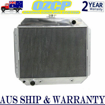 3ROW ALUMINUM RADIATOR FOR FORD F100 F150 F250 F350 Bronco TRUCK 1966-1979