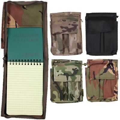 Army Cadet A6 Folder Notebook Field Lesson Notes Mtp Btp Notepad Holder Hiking