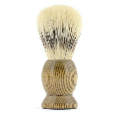 High Quality Men's Soft Shaving Brush with Wooden Handle Barber Free Postage