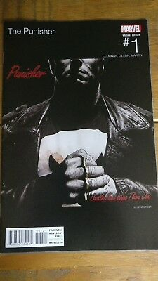PUNISHER ISSUE 1 - FIRST 1st PRINT MARVEL COMICS TIM BRADSTREET HIP HOP VARIANT
