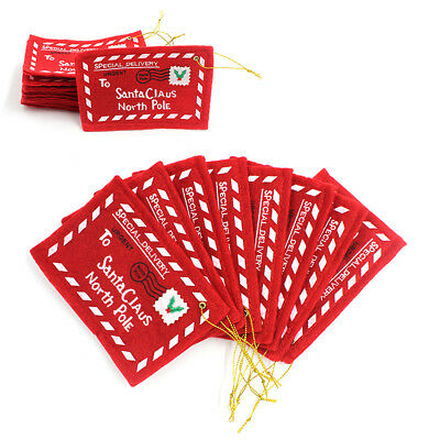 1PC Creative Christmas Decoration Xmas Envelope Cards Candy Bags Wedding Gifts 8