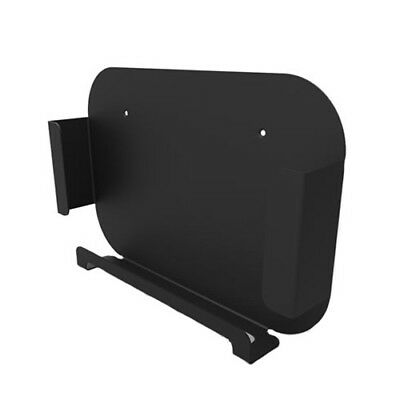 SKY Q Mini Box Wall Mount Penn Elcom Wall Bracket Black Finish WB-SKYQMB-B