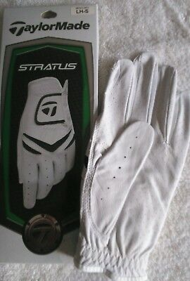 TAYLOR MADE STRATUS ALL WEATHER  mens LEFTH HAND golf golves size Small / xl