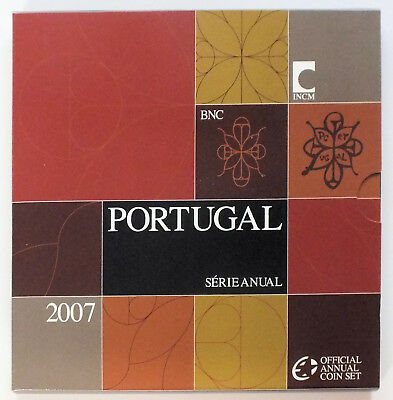 Portugal 2007 - EURO KMS - Coin Set