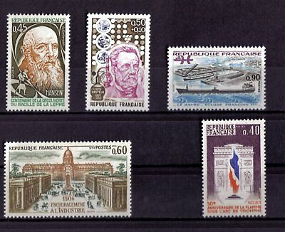 Lot De Timbres N° 1767/1768/1772/1775/1777 Neuf**
