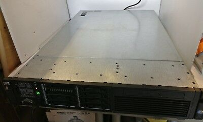 HP Proliant DL380 G6 2u Server 2 x L5520 Quad Core 2.27GHz Proc 4GB RAM 2 x PSU