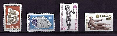 Lot De Timbres N° 1786/1788/1789/1790 Neuf**