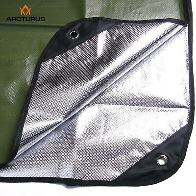 Arcturus All Weather Outdoor Survival Blanket - All Purpose The... Free Shipping