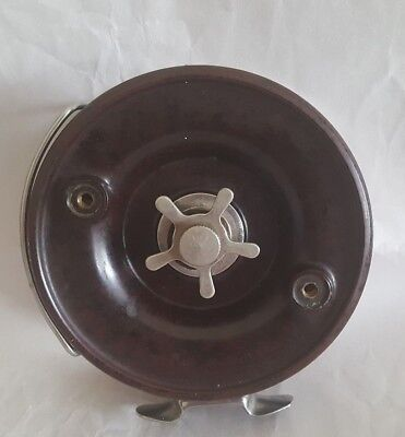 Vintage ALVEY Model 520/A/2/7Snapper Reel With Line Guide