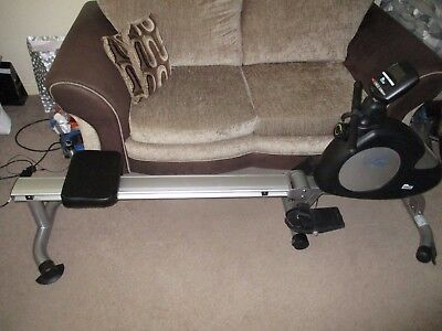 Rowing Machine Carl Lewis