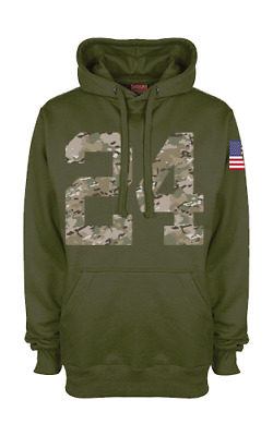 NFL SALUTE TO SERVICE  Football Style Hoodie mit eigener Nummer