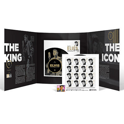 New USPS The Forever Elvis Collection