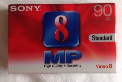 4x Sony Video Tapes