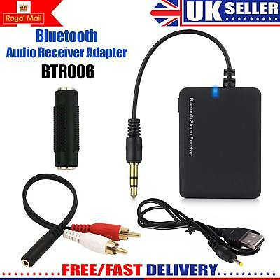 Latest Wireless Bluetooth Audio Receiver Adapter Stereo Music BTR006 For Speaker