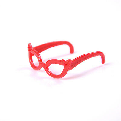 4pcs/set Doll Accessories Plastic Glasses For Monsters High Doll For Barbie XP