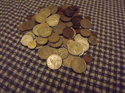 Coin collection bulk lots