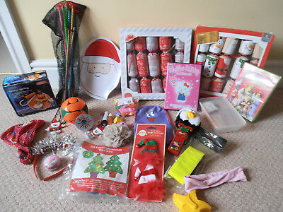Car Boot / Table Top Sale Bundle Job Lot - incl Christmas things - can be posted