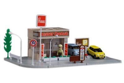 Tomica Town Mister Donut/Japan New