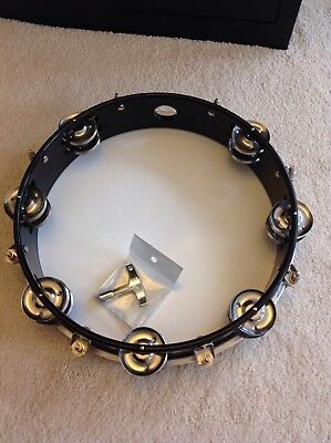 professional Grade Tambourine with tuning key