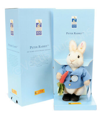 Peter Rabbit - Steiff - Limited Edition