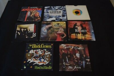 "7"" bundle records in Ex condition"