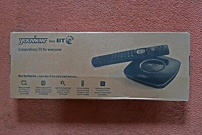 BT YouView Box - DB-T2200 Freeview Catch Up TV HDMI Pause/Rewind BRAND NEW