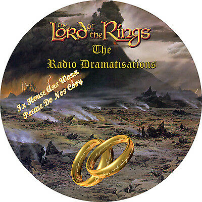 The Lord Of The Rings - Audio Book - Radio Dramatisation
